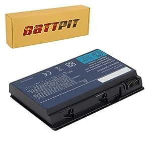 Battpit Bateria de repuesto para portátiles Acer Extensa 5630Z (4400mah / 65wh)