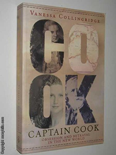 Read Online Captain Cook: Obsession and Betrayal in the New World PDF ePub fb2 book