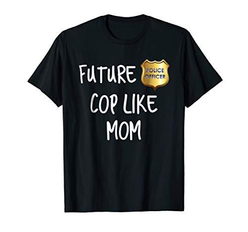 - Future cop kid tee shirt