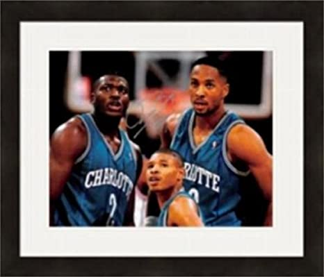 7681b29a9 Image Unavailable. Image not available for. Color  Muggsy Bogues Signed ...