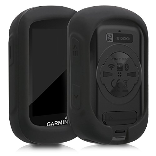 kwmobile Case for Garmin Edge 130 - Soft Silicone Bike GPS Navigation System Protective Cover