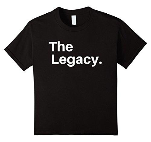 Kids The Original The Remix The Legacy Shirt for Kids Boys Girl 12 - Original Remix