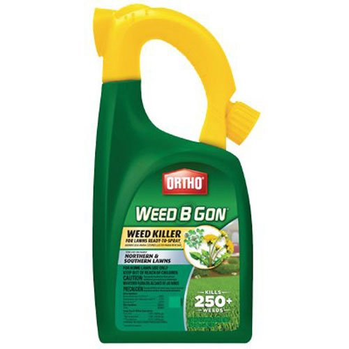 Ortho Weed B Gon Weed Killer for Lawns RTS (0410005) (Ortho Weed B Gon Max For Southern Lawns)