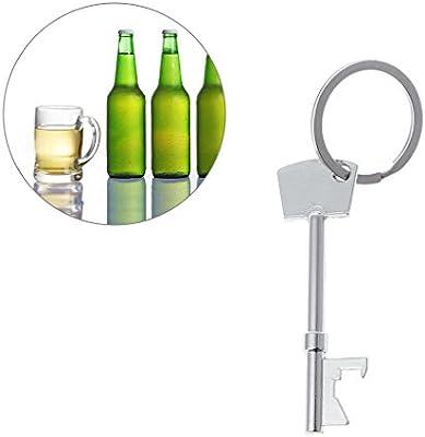 Cuigu - Llavero con forma de llave para abrebotellas ...