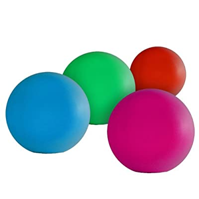 "Fortune Products R-Orb95-2 Rainbow Orb Multi-Color LED Light, 9-1/2"" Diameter"