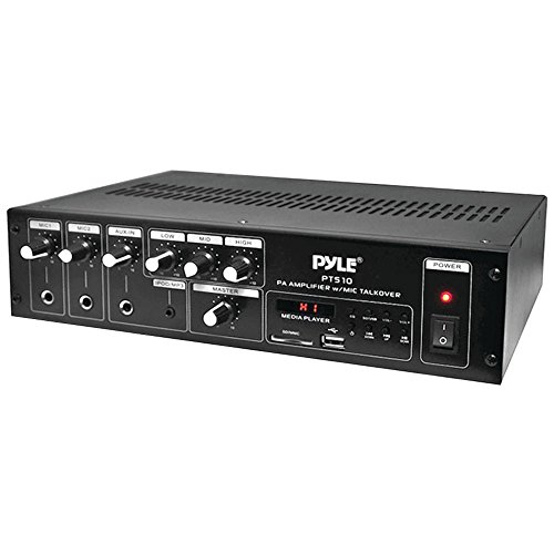 PYLE HOME PT510 240-Watt PA Power Amp electronic consumer Electronics by Unknown