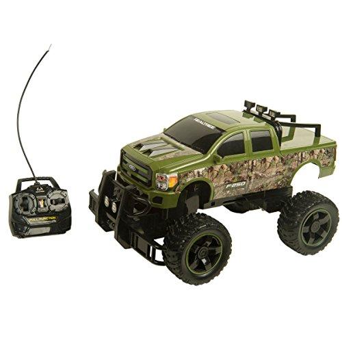 NKOK Ford F-250 Super Duty RealTree Remote Radio Control 1:24 Green (F150 Remote Control compare prices)