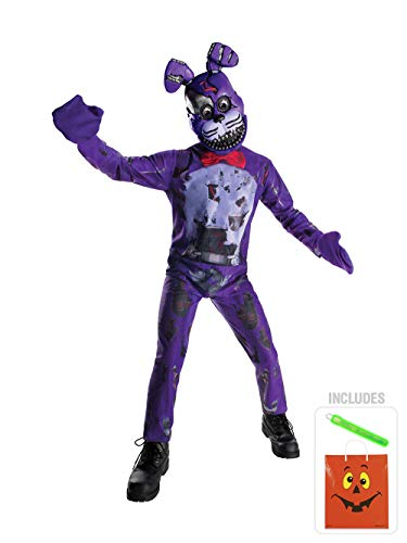 BirthdayExpress FNAF Nightmare Bonnie Kids Halloween CKIT