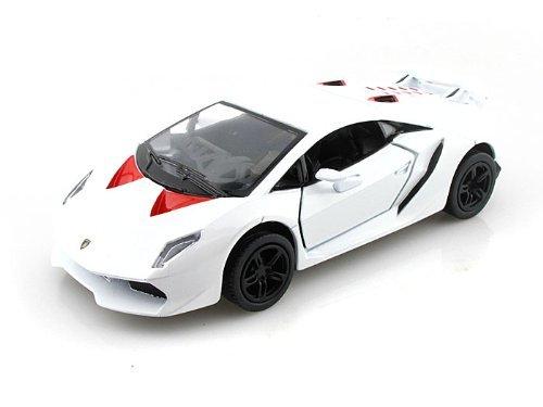 Lamborghini Sesto Elemento 1/38 White