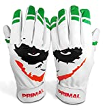 "Primal Baseball ""SMILEY"" Baseball Batting Gloves (Adult Size Medium)"