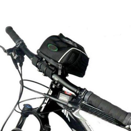 TOOGOO(R) Neu Radfahren Fahrrad Front Lenkertasche Basket Tragbare