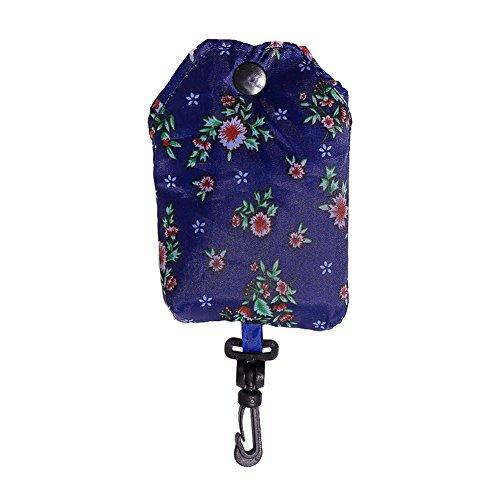 Skyeye Eco Friendly Reusable Foldable Shopping Bag Handbag Bag Shoulder bag Style R
