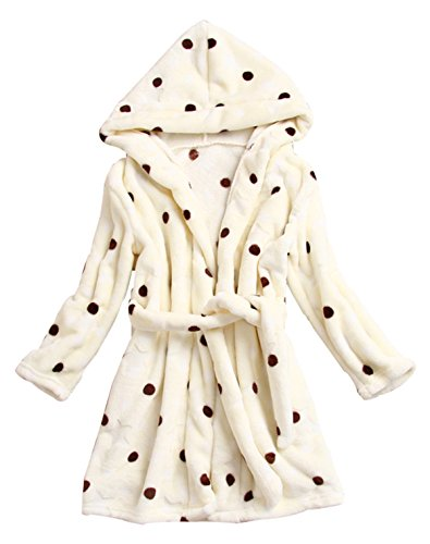 Aivtalk Girls Hooded Pajamas Bathrobe product image