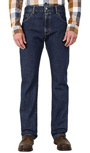 Levi's Men's 517 Bootcut Jeans Dark Stone 35x32 - Grey Bootcut Jean