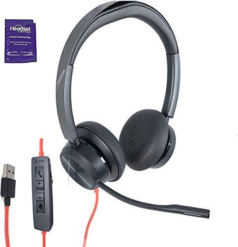 Plantronics (Poly) Blackwire 8225 Premium Wired UC