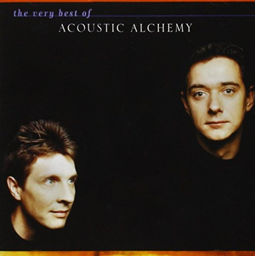 The Very Best of Acoustic Alchemy (Best Nylon Acoustic Guitar)