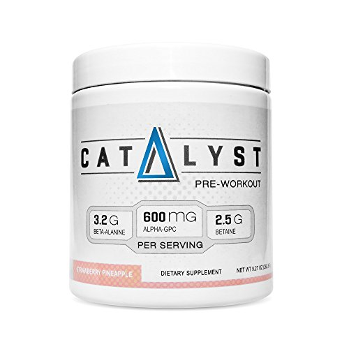 Momentum Nutrition Catalyst Pre-Workout - #1 For Focus, Energy, Strength, Endurance
