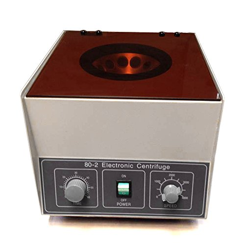 F2C Electric Lab Medical Practice Desktop Centrifuge Machine,110V 80-2 4000rpm 40w by F2C (Image #5)