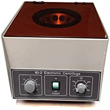 F2C Electric Lab Medical Practice Desktop Centrifuge Machine,110V 80-2 4000rpm 40w