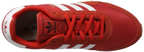 Herren ORIGINALS Rot Footwear Red Haven Gum White ADIDAS sneakers qdPxwftt