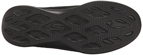 Lite Skechers Nero Janes Mary Go Black Donna Step AaEwva