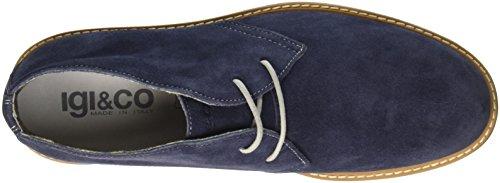 Igi Sneaker Blu 11063 Alto jeans A Collo Uomo amp;co Ufz OZxtqTZ