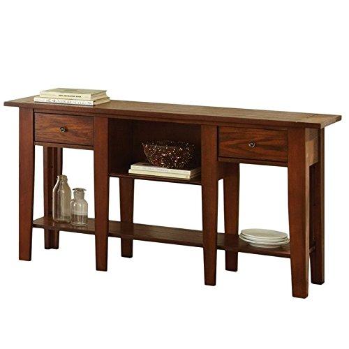 Steve Silver Company Desoto Sofa Table, 58