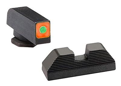 AmeriGlo GL-644 17,19,22,23,24,26,27,33,34,35,37,38,39 Glock Spaulding Sets by Ultimate Arms Gear