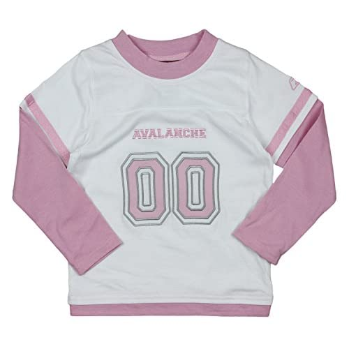 the best attitude f6f0b e07bc 80%OFF NHL Colorado Avalanche Little Girls 2-piece Sueded ...