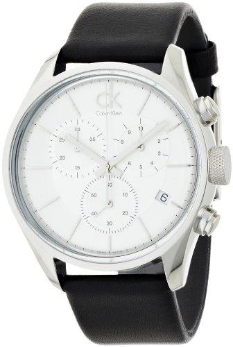[ck カルバン・クライン ウォッチ]ck Calvin Klein ck masculiney(マスキュリン) chronograph gent(クロノグラフ ジェント) K2H27120 メンズ