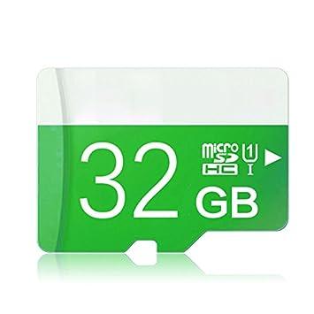 Tarjeta micro SD 32 GB, clase 10 tarjeta de memoria ...