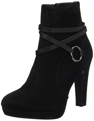 Another Pair of Shoes Alexae1, Botines para Mujer Negro (black01)