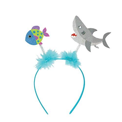 Amscan Shark and Fish Headbopper Headband