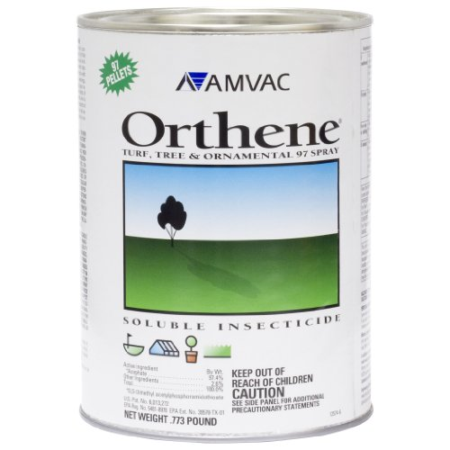 Orthene 97.4% Acephate 0.773lb Systemic Soluble Insecticde for Turf