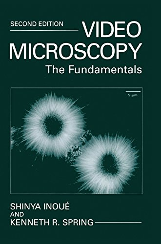 Video Microscopy: The Fundamentals (The Language of Science) by Shinya Inou