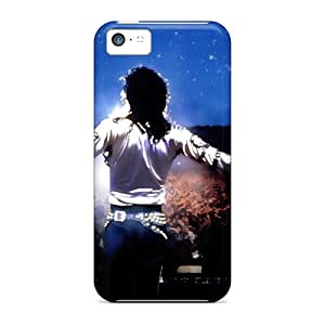 Sanp On Case Cover Protector For Iphone 5c (michael Jackson)