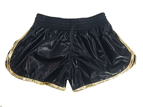 Kanong Women Muay Thai Kick Boxing Training Fight Shorts