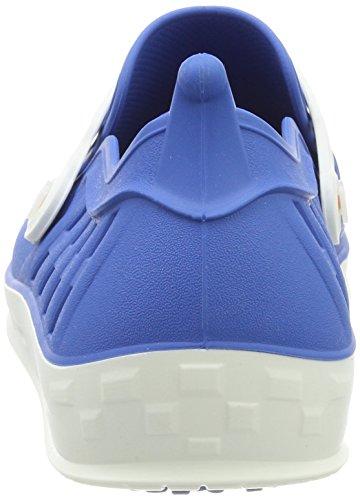WOCK Unisex-Erwachsene Nexo Clogs Blau (Medium Blau)