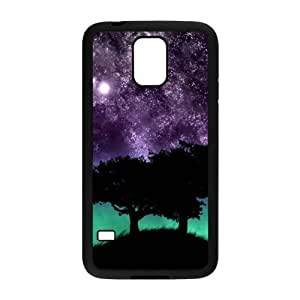super shining day Starry Sky Special Samsung Galaxy S5 TPU Material Durable Back Case