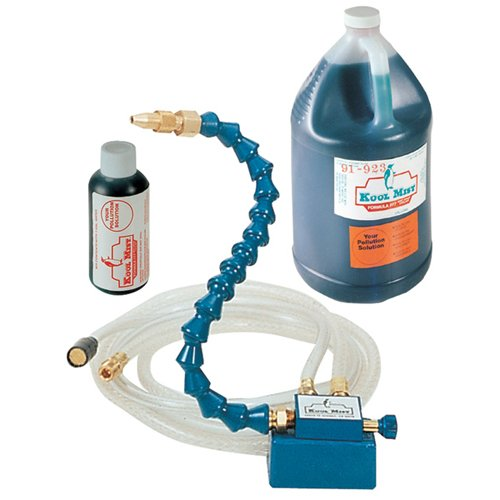 KOOL MIST PORTaMIST Set (with 1 Gallon #77 & 1 sample #77 concentrated coolant) - Model : 560 (560 Single)