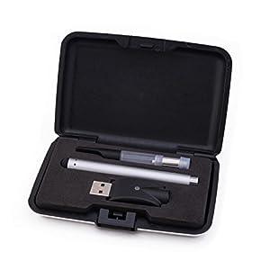 Starter Buttonless Vape Pen Kit – Silver &#8...