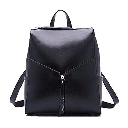 Pour Sac Simple AJLBT Polyvalent Femme Voyager Mode Dos à Coréen à Sac Shopping Sac Black Couleur Main Aq55wxPtRn