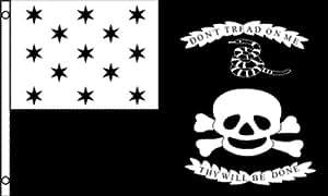 Guerra de 1812Bandera 3x 5ft poli