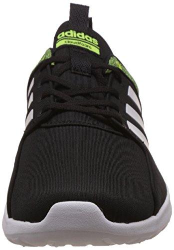 Adidas De Amasol Chaussure Cloudfoam Racer Ftwbla Course negbas Noir Homme Pour Lite qE66w4Pfxd
