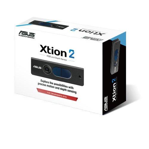ASUS Face Recognition USB IR Depth-Sensing 3D Motion Camera/RGB ()
