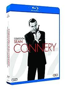 Bond: Sean Connery Collection Blu-Ray [Blu-ray]