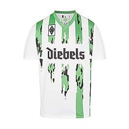 Score Draw Borussia Moenchengladbach 1995 Maillot de Football
