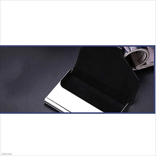 Business-Metall-Kartenhalter aus PU-Leder und Edelstahl Visitenkartenetui B07GJY4J6B      | Treten Sie ein in die Welt der Spielzeuge und finden Sie eine Quelle des Glücks  1886fd