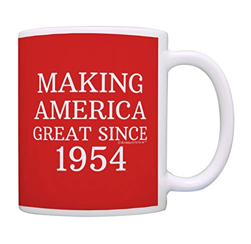 65th Birthday Gifts Making America Great Since 1954