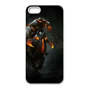 BEASTMASTER iPhone 5 5s Cell Phone Case White 82You482575